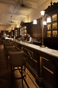 waldorf astoria long bar in shanghai