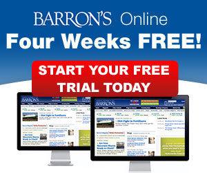 Barron's Online Offer