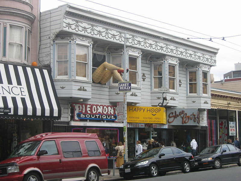 San-francisco-Haight-Ashbury