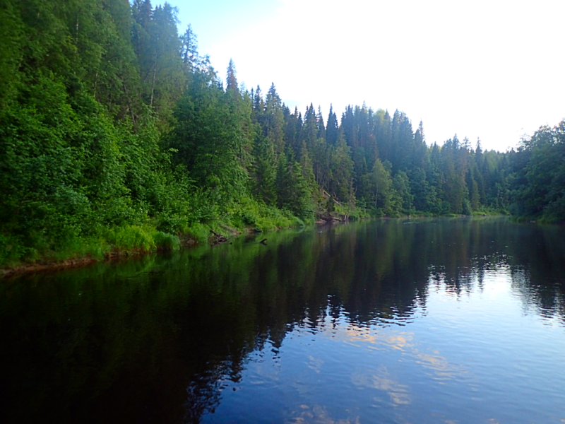 Rafting-on-Lodge-River-in-Umea-Sweden