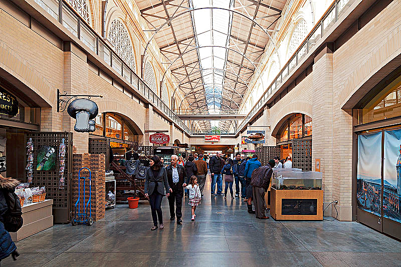 Ferry_Building_Marketplace,_San_Francisco_Credit_Caroline_Culler
