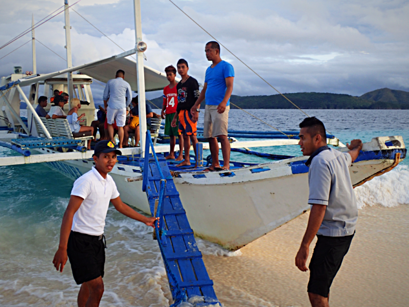 image-of-catamaran-in-palawan-philippines