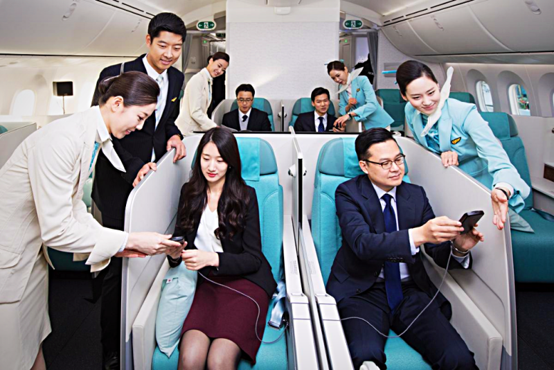 Aviation-boeing-787-9-dreamliner-9-korean-air-cabin