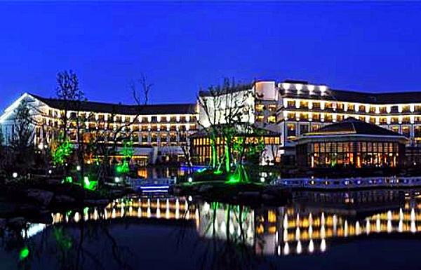 China Worldhotel Grand Dushulake Suzhou