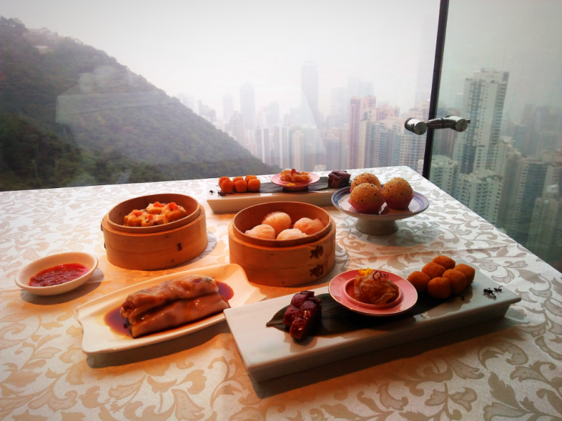 Image-of-Cantonese-dim-sum-at-Hong-Kong-tea-house