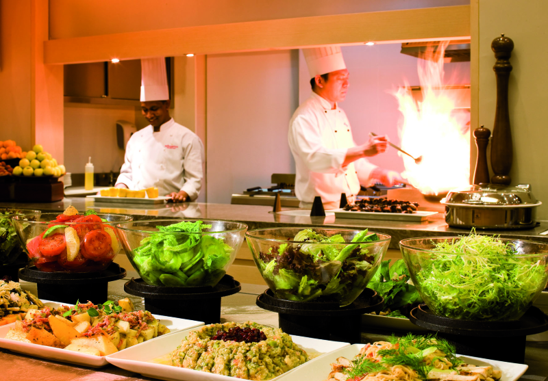 Uae-dubai-tourism-Live-Cooking