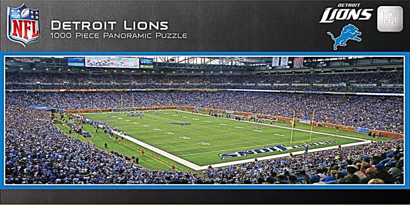 Nfl-detroit-lions-panoramic-1000piece-jigsaw-puzzle