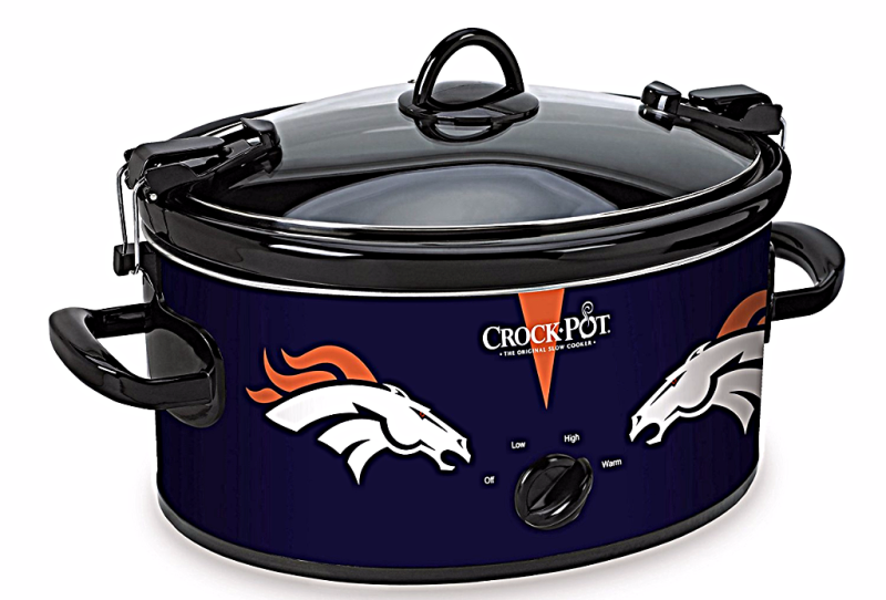 Nfl-denver-broncos-crock-pot
