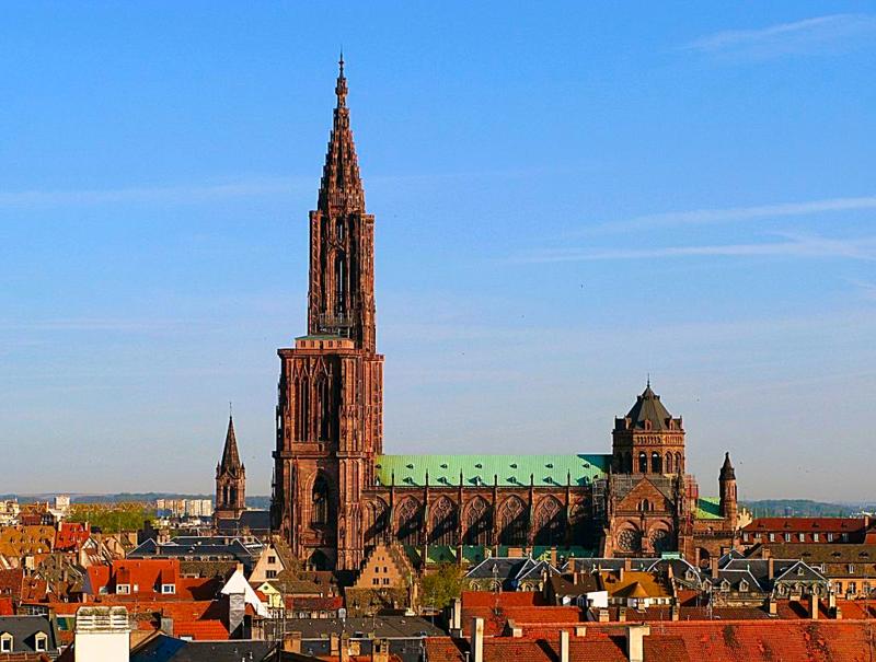 Image-of-France--Strasbourg-Cathedral-of-Notre-Dame-Jonathon-Martz