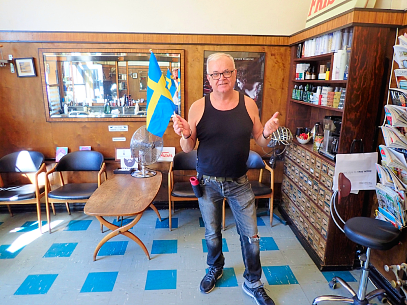 Traditional-mens-barbershop-Stockholm-Sweden #atwhk