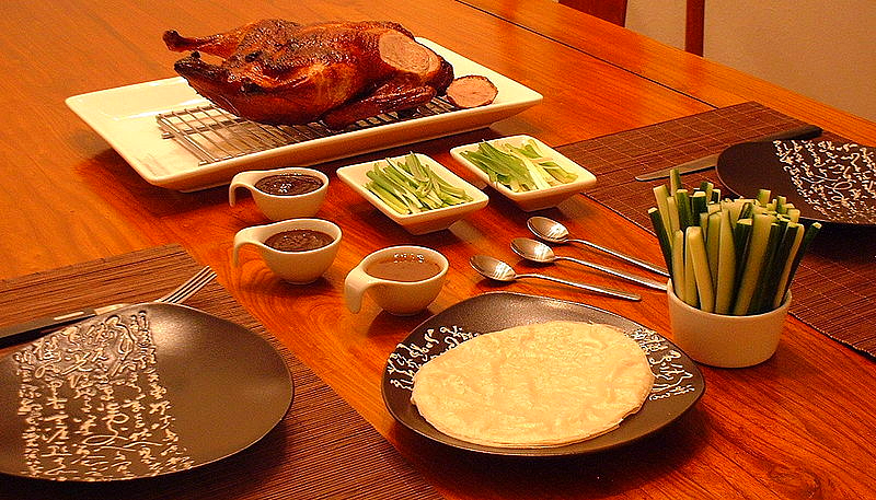 8GCC Peking Duck. Photo Credit FotoosVanRobin via Wikimedia Commons