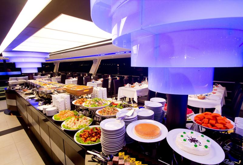 Thailand-bangkok-river-cruise-chao-phraya-princess-dinner-buffet