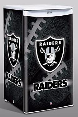 Nfl-oakland-raiders-refrigerator