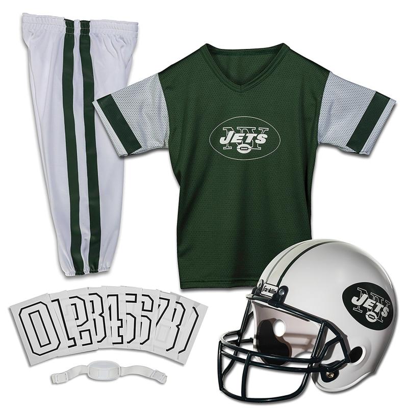 Nfl-new-york-jets-youth-uniform-set