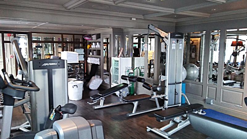 Thailand-bangkok-hotel-muse-gym