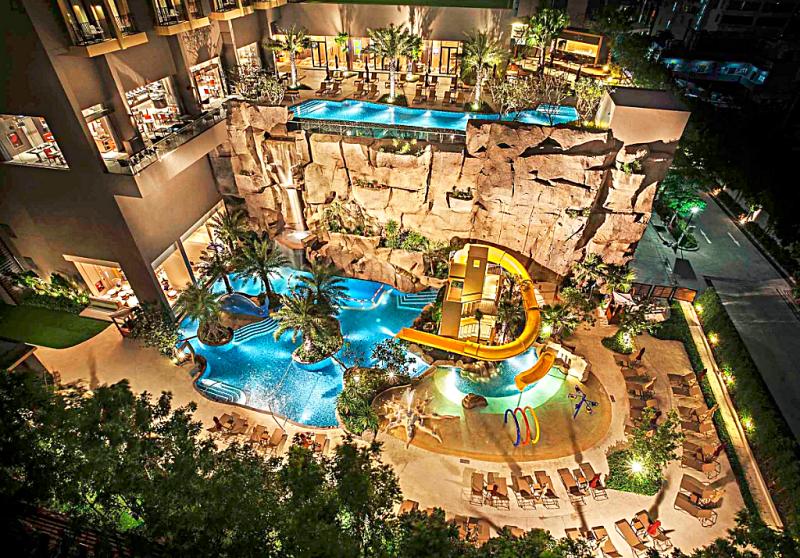 Thailand-pattaya-hotel-mercure-water-park