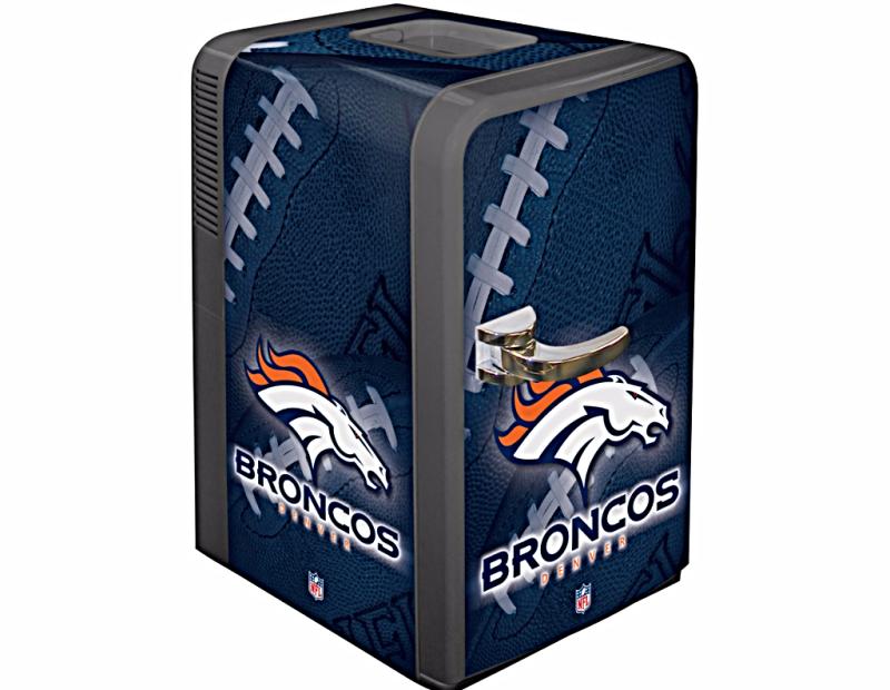 Nfl-denver-broncos-refrigerator