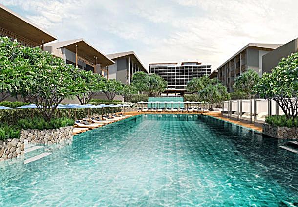 Thailand-pattaya-hotel-renaissance-swimming-pool